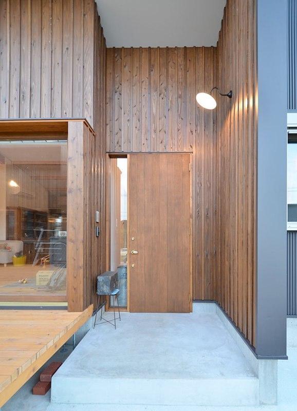 瑞浪の家の写真 玄関-外観