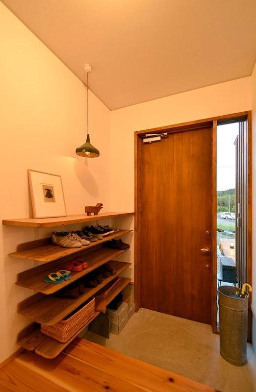 瑞浪の家の写真 玄関