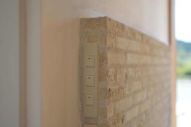 瑞浪の家の写真 スイッチ