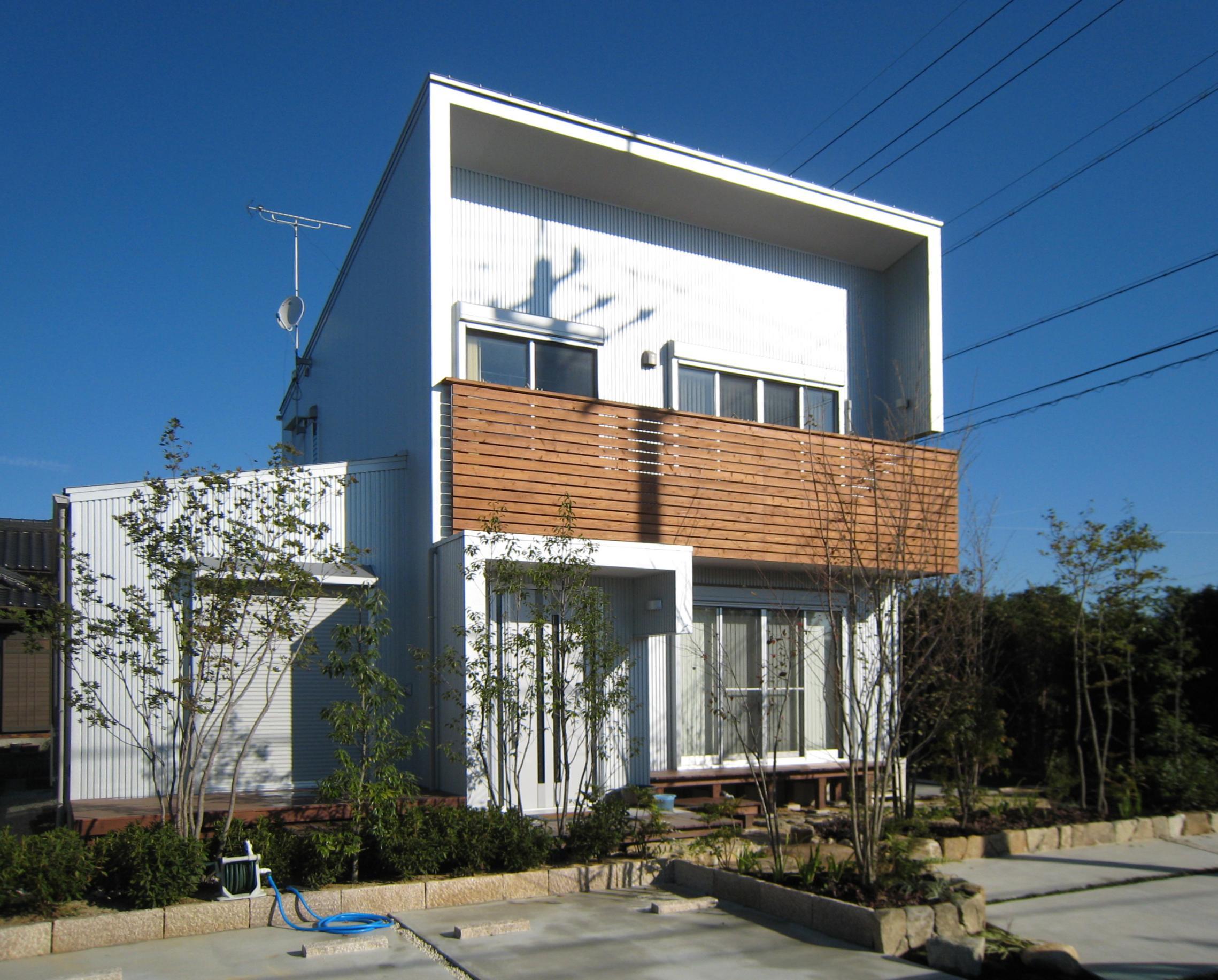 武豊の家の写真 外観