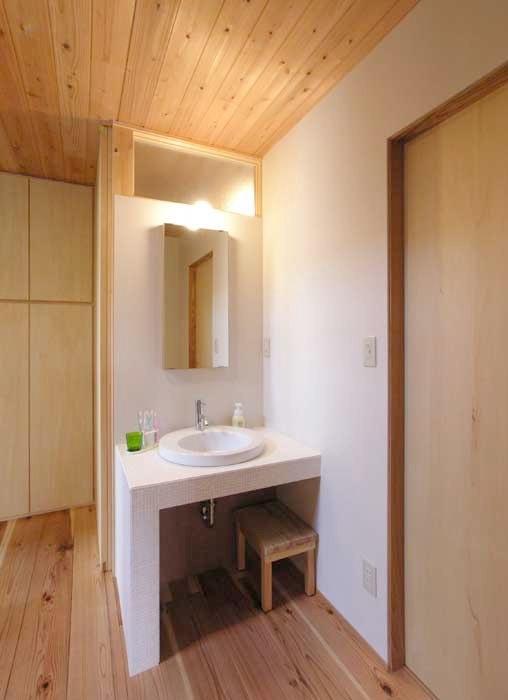 武豊の家の写真 洗面スペース