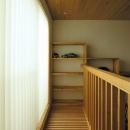 武豊の家の写真 メンテナンス用キャットウォーク