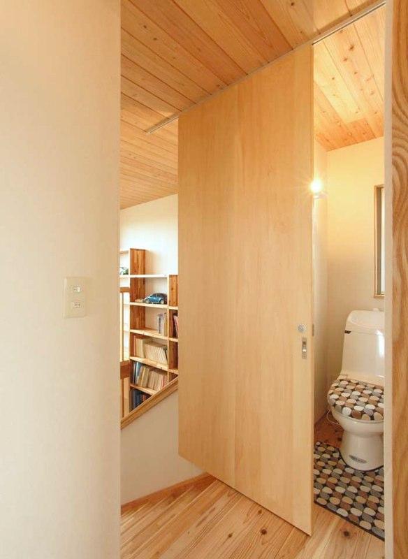 武豊の家の写真 トイレ