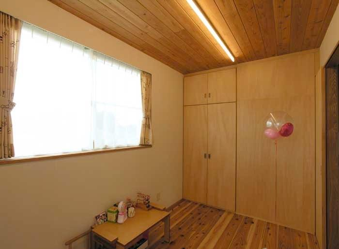 武豊の家の写真 個室2