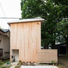 y house (外観1(撮影:村井 勇))