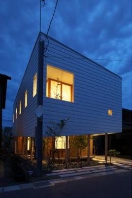 OH! house (外観(撮影:佐武 浩一))