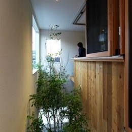 OH! house (屋外のような室内、室内のような屋外(撮影:佐武 浩一))