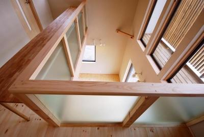 六把野の家 (2階ホール)