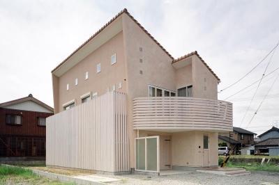 河芸の家 (外観)