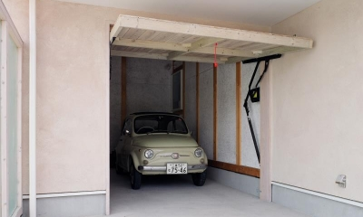 河芸の家 (ガレージ)