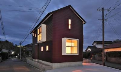 上津部田の家1