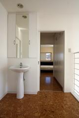 腰浜の家の写真 洗面スペース