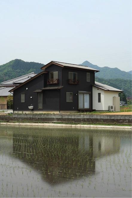 鶴居の家の部屋 外観1(撮影:後藤健治)