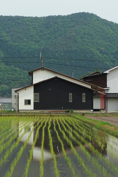 鶴居の家 (外観2(撮影:後藤健治))