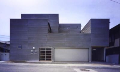 西浜の家 (外観(撮影:絹巻豊))