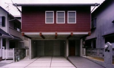 外観(撮影:絹巻豊)|千種の家