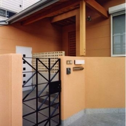 玄関アプローチの画像3