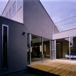 CH5(中庭のある家05)