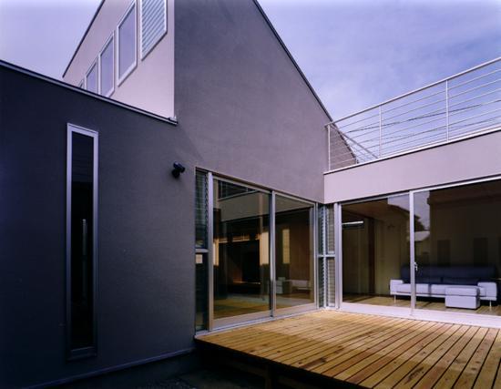 CH5(中庭のある家05) (中庭)