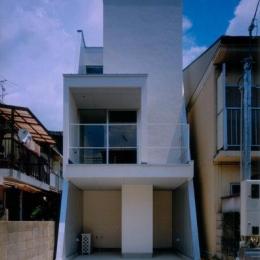 tt-house (外観-正面(撮影:市川かおり))