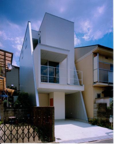 tt-house (外観(撮影:市川かおり))