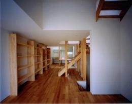tt-house (2階リビング(撮影:市川かおり))
