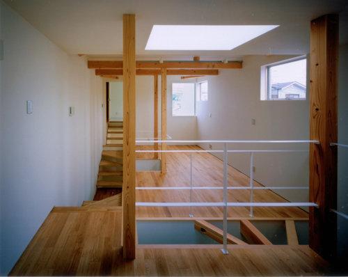 tt-houseの部屋 3階スペース-1(撮影:市川かおり)
