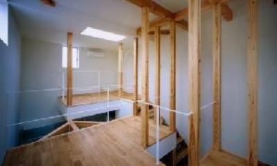 tt-house (3階スペース-2(撮影:市川かおり))