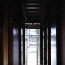 廊下(撮影:市川かおり)