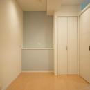 ichijikunoIEの写真 空色の壁の個室