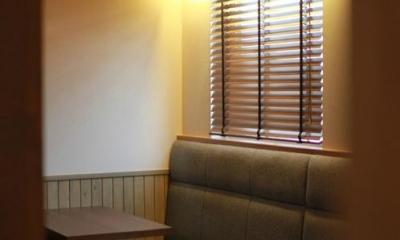 カフェテーブル席|Lazare