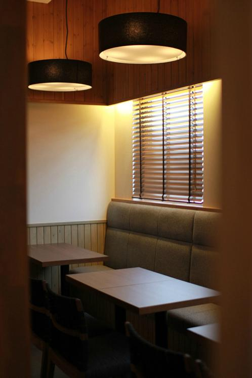 Lazareの写真 カフェテーブル席