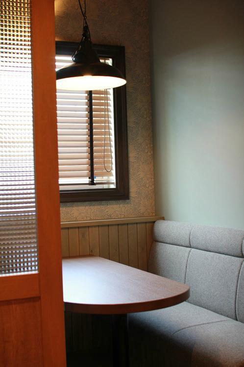 Lazareの写真 カフェ個室1