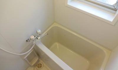 2DK⇒1K スタイリッシュリノベーション (浴室)