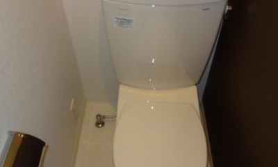 2DK⇒1K スタイリッシュリノベーション (トイレ)