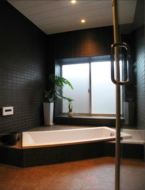 Natureの部屋 バスルーム