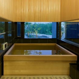 HOUSE MZ 『終の棲家』 (浴室)