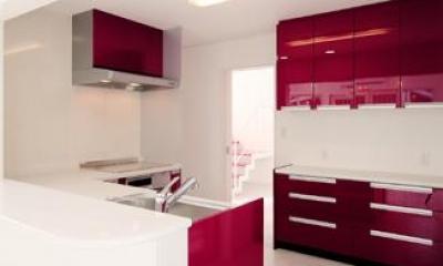 キッチン|I's Residence