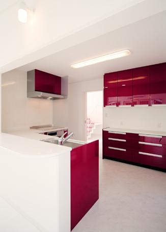 I's Residenceの部屋 キッチン