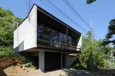 西野の家 (外観1)