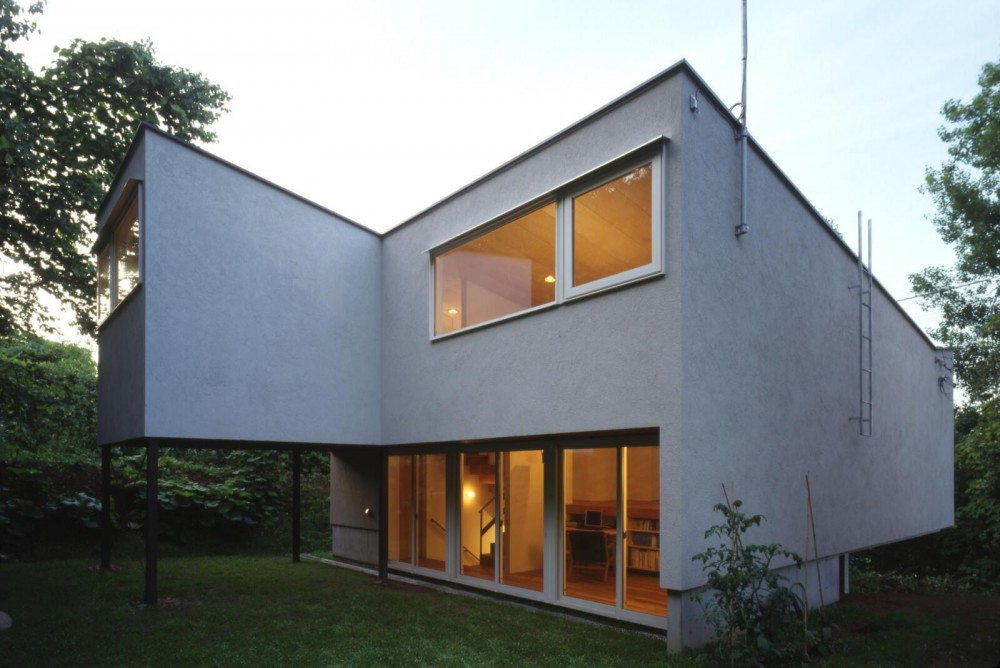 西野の家 (外観2)