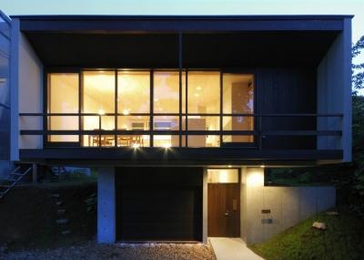 西野の家 (外観3)