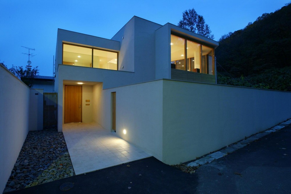 円山西町の家 (外観3)