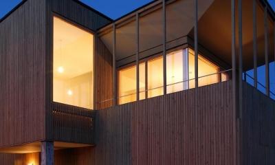 新川の家 (外観3)