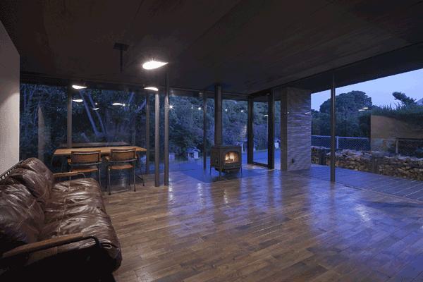 建築家:山下和哉「木漏れ日の家」