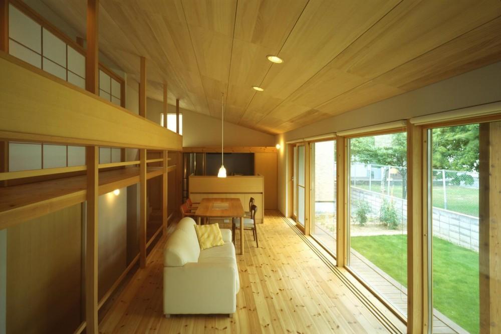 建築家:北浦丈士「屯田の家」