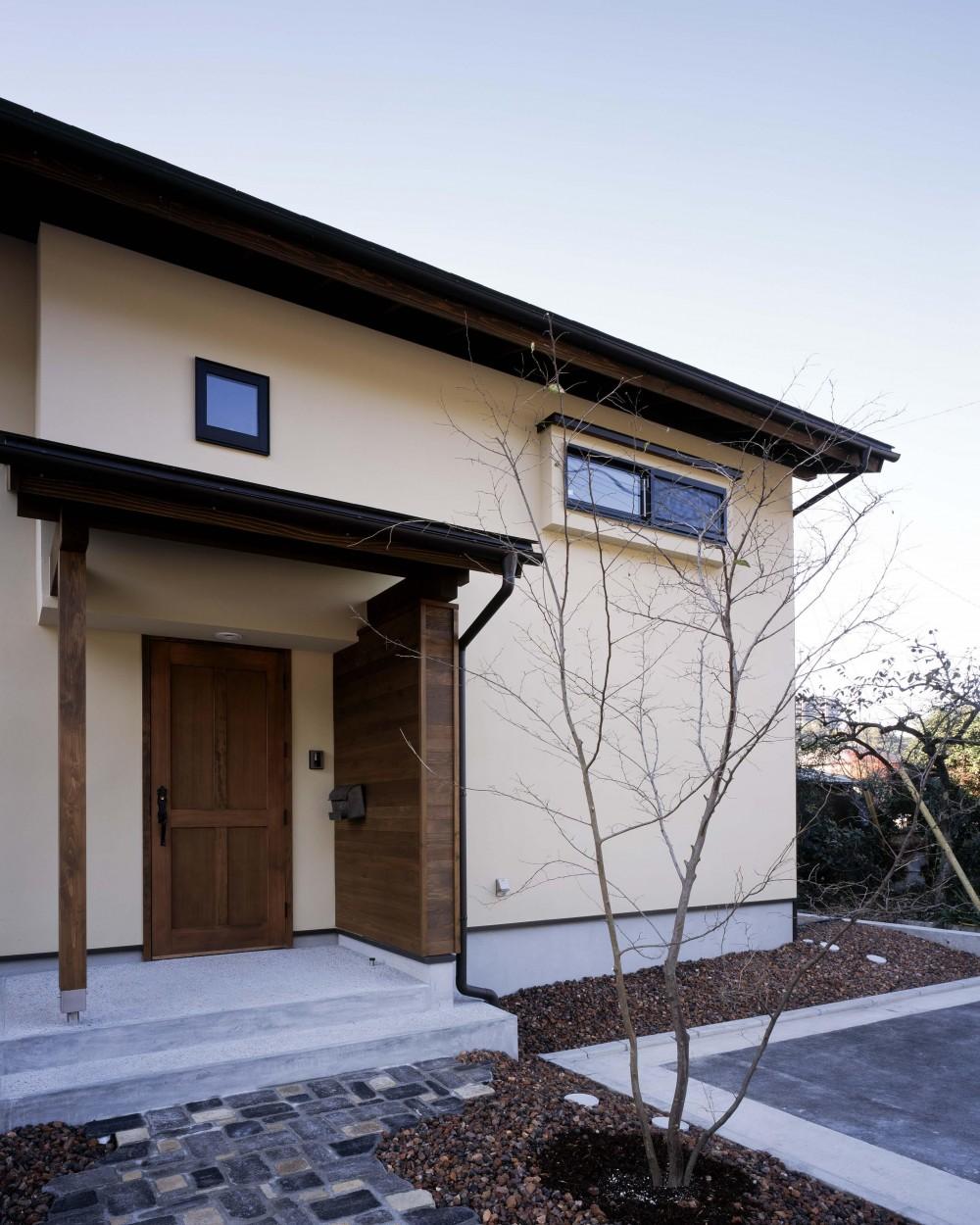 深川の家 House In Fukawa (外観)