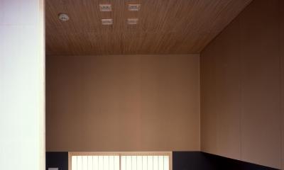 新宮苑の家 House In Shinguen (和室)