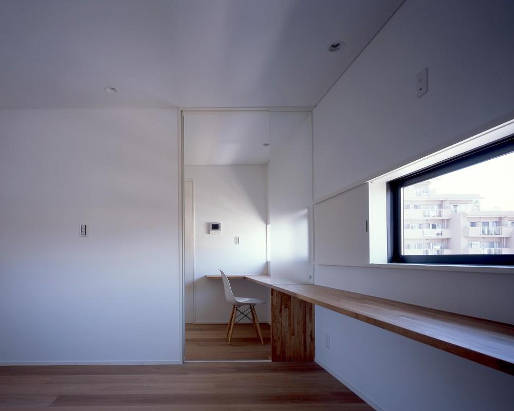 新宮苑の家 House In Shinguen (書斎)