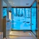 Glass Houseの写真 トイレ・浴室(撮影:KEN五島)